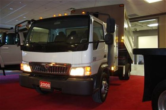 2008 International CF600 BRAND NEW