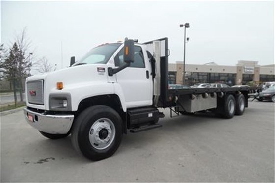 2008 GMC C-8500 Automatic,Air ride,30ft