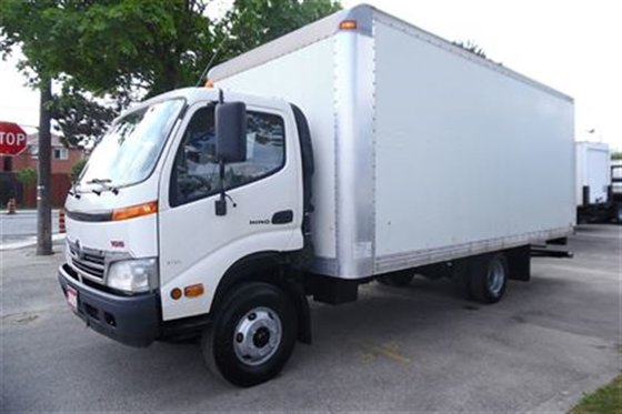 2009 Hino 155 Cab over,Automatic,