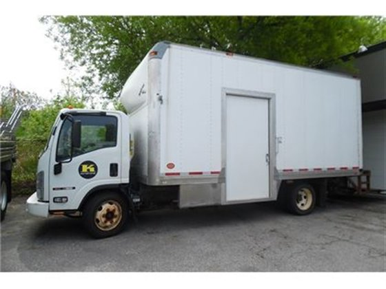 2009 GMC W4500 Manager special,18ft