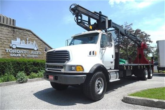 2004 Sterling LT9513 One owner,material