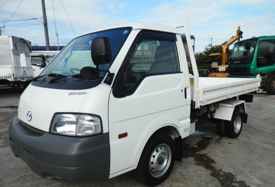 2011 Mazda Bongo Truck In Kanagawa Prefecture  Japan