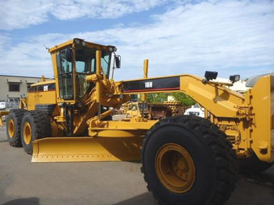 2007 CATERPILLAR 16H Grader in