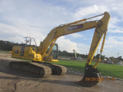 2015 KOMATSU PC210 LC-10 Excavator