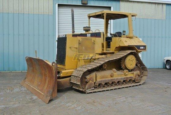 2001 Caterpillar D6M XL in