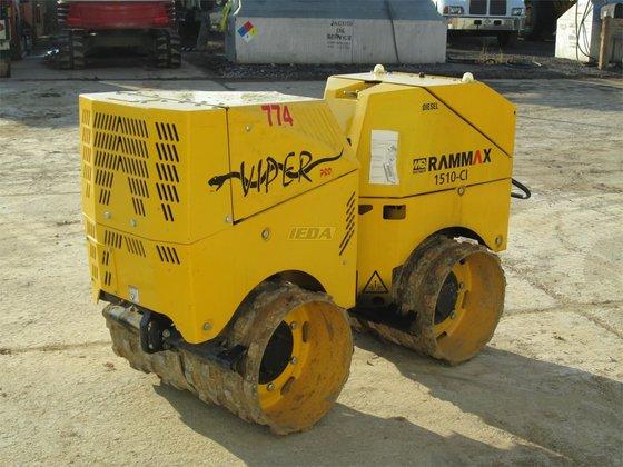 2011 Rammax RX1510-CI in Jeffersonville,