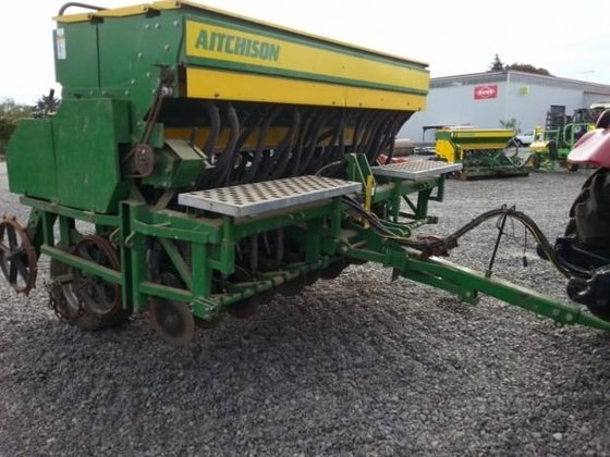 2007 AITCHISON SEED KING MD223