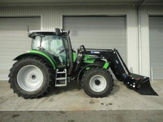 2011 DEUTZ-FAHR K610 in New