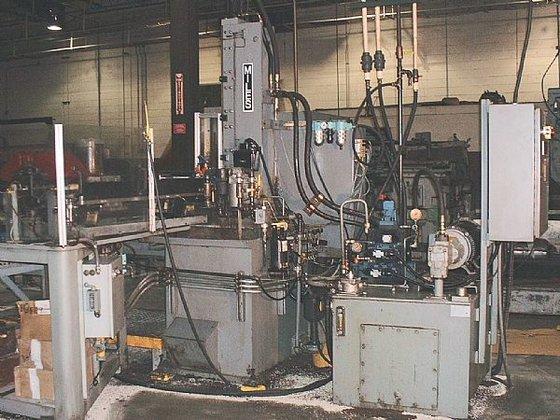 Ty Miles MB-8-30-12R Vertical Hydraulic