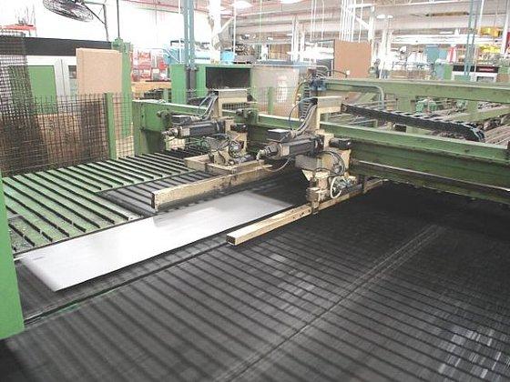1991 30 ton Salvagnini Model