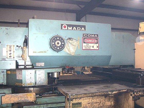 1981 55 ton Amada Coma