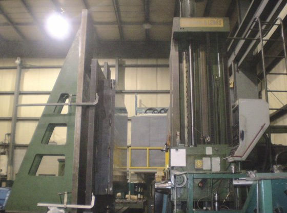 Giddings & Lewis 70H5T 5-Axis