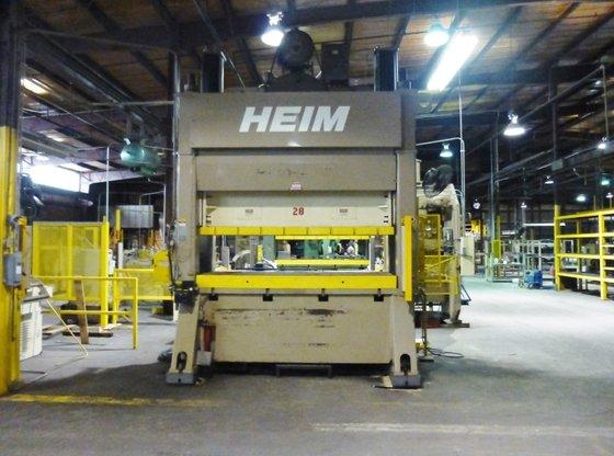 1990 250 ton Heim Model