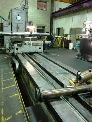 Cincinnati T- Type CNC Horizontal