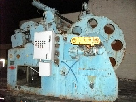 40.000 LBS Littell Coil Cradle