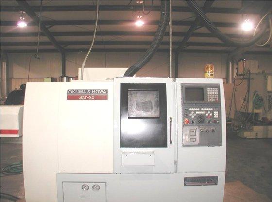 Okuma & Howa ACT-20 CNC