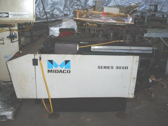 Midaco Model 30SD Automatic Pallet