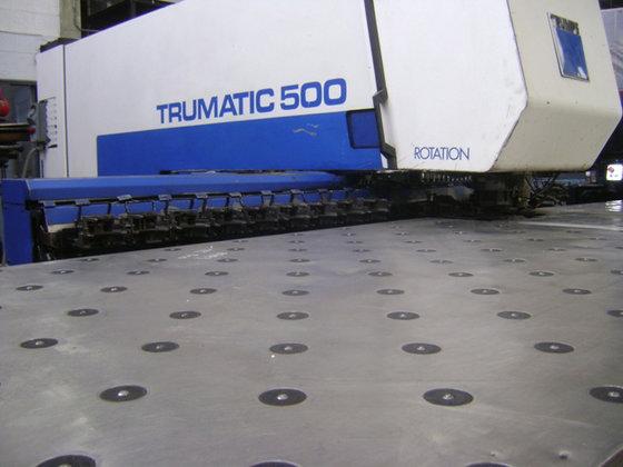 1993 25 ton Trumpf Model