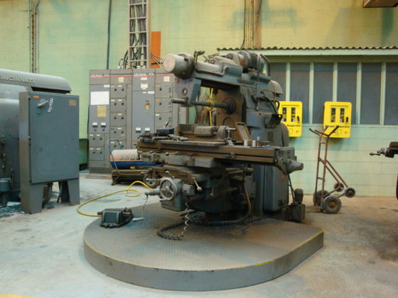Cincinnati 3U Universal Milling Machine