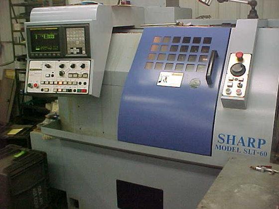 "2005 6"" chuck Sharp Model"