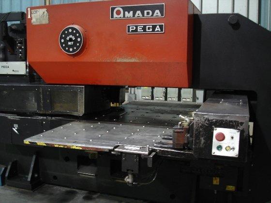 1985 33 Ton Amada Model