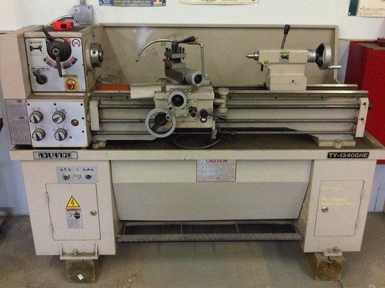 2004 Advance TY-134OGHE Tool Room
