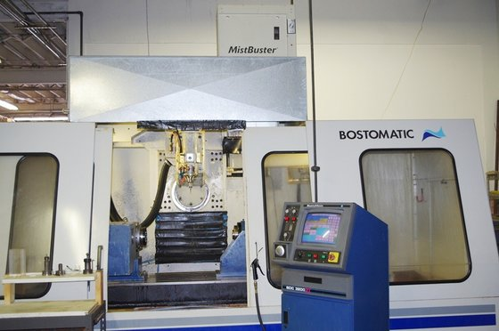 Bostomatic BD 605 5 Axis