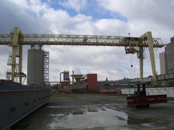 1988 18 ton Waagner Biro