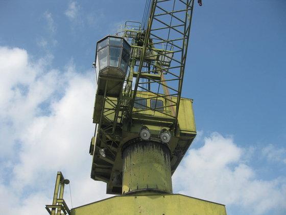1988 12 ton Barlebener Kranbau
