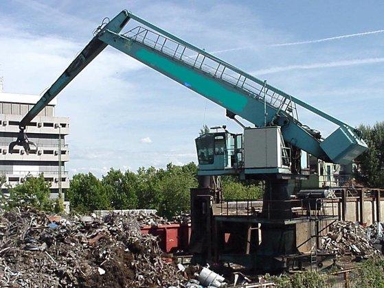 1993 4 ton Kranbau Eberswa