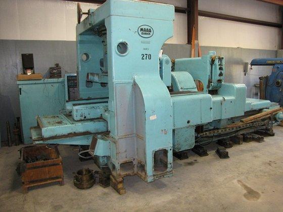 Maag HSS-90P Gear Grinding Machine