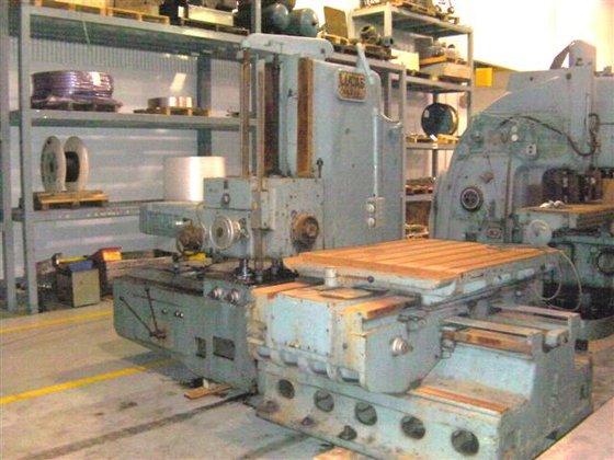 """4"""" Lucas Model 41B-2315 Table"""