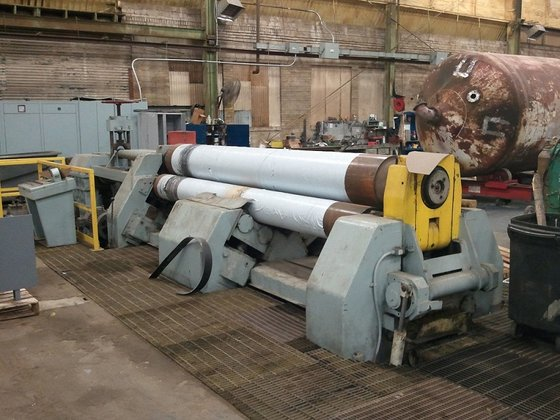 Simag BDS25 Mechanical Plate Roll