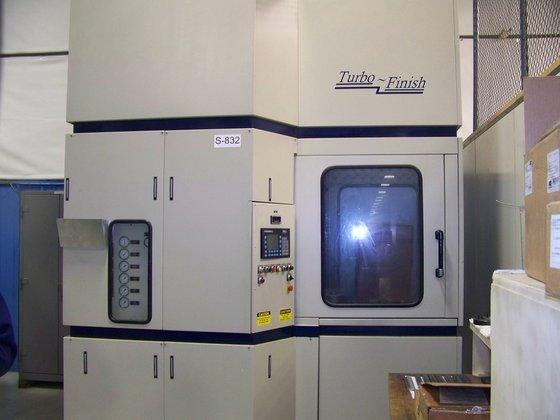 Turbo Finish TF522 Series Turbo