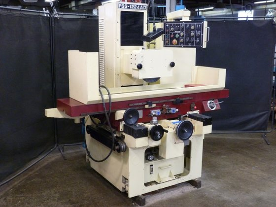Chevalier FSG-1224AD Automatic Surface Grinder