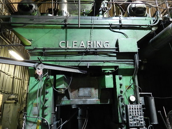 3000 ton Clearing Model H-3000-60