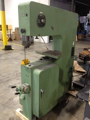 30 Quot Clausing Startrite Model 30rwf Vertical Band Saw In