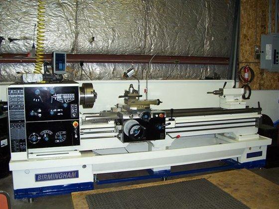 2007 Birmingham DLC-2080 Precision High