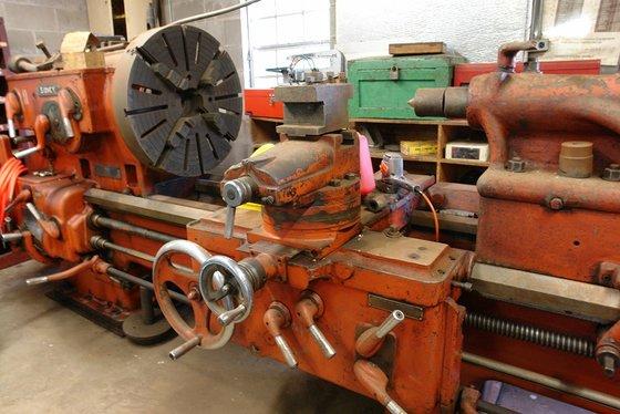 Sidney 16 Heavy Duty Engine