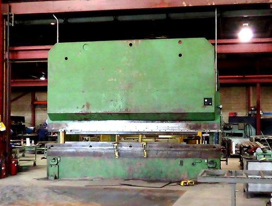 600 ton Allsteel Model 600-16