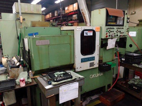 Okuma LB-10M Live Tool CNC