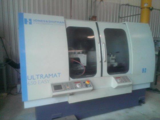 2011 Jones & Shipman Ultramat
