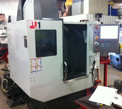 2013 Haas DT-1 3 Axis