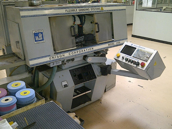 1996 Unison Flexible Grinding Systems