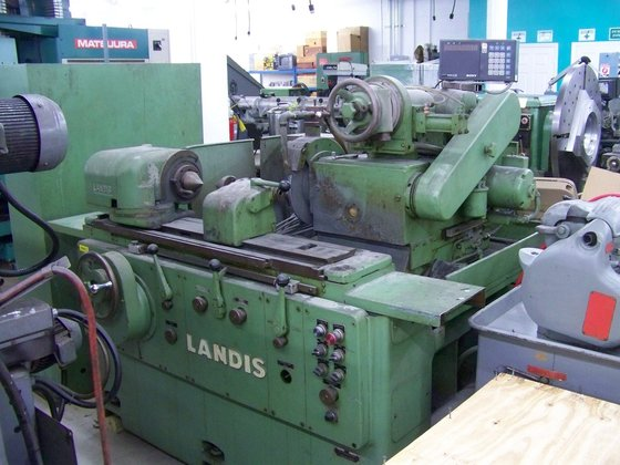 "12"" x 24"" Landis Model"