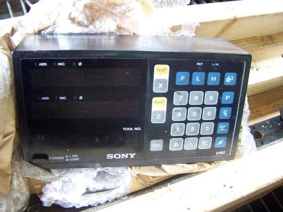 Sony Model LH52 2 Axis
