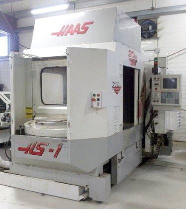 1998 Haas HS1RP 4-Axis Horizontal