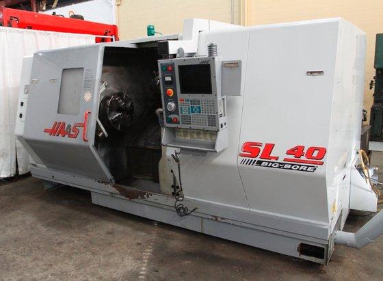 2002 Haas SL40TB 2 Axis