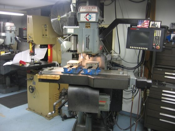 4063 used power mill kondia for sale clausing equipment & more machinio  at virtualis.co