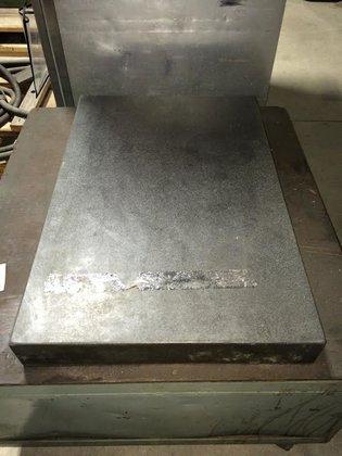 Granite Surface Plate Doall 3'
